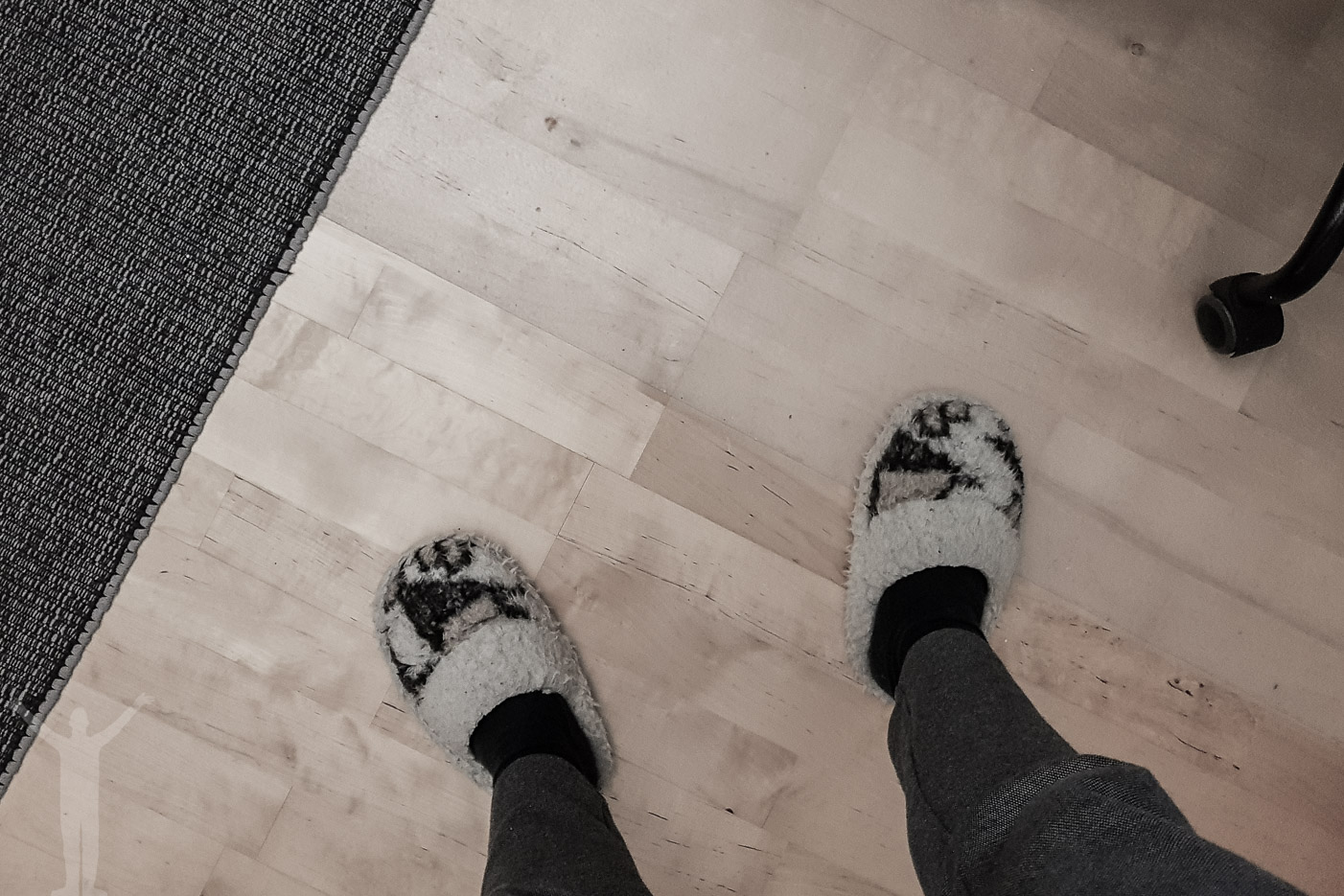 Rent golv!