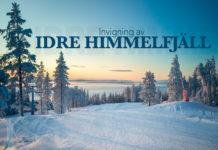Invigning av Idre Himmelfjäll
