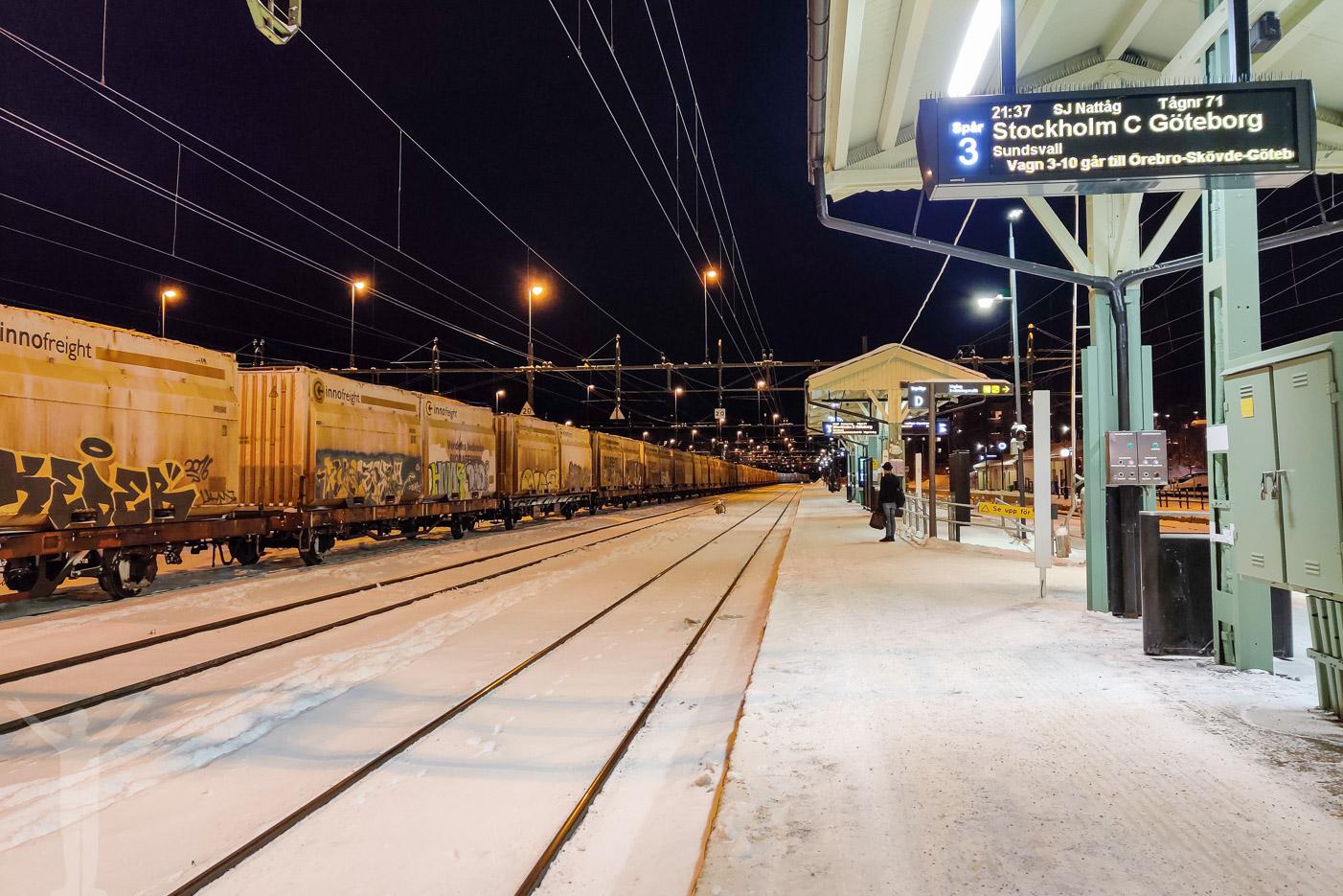 Östersund Centralstation