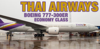 Thai Air - TG960