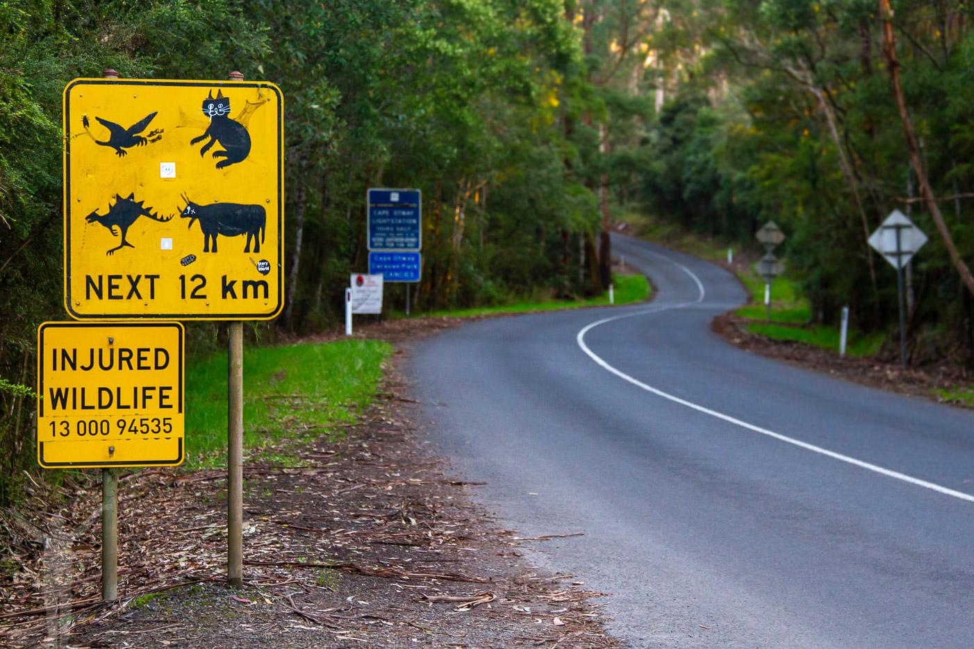 Vildmark i Australien