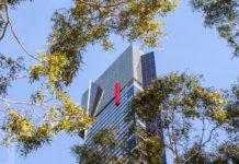 Eureka Skydeck i Melbourne