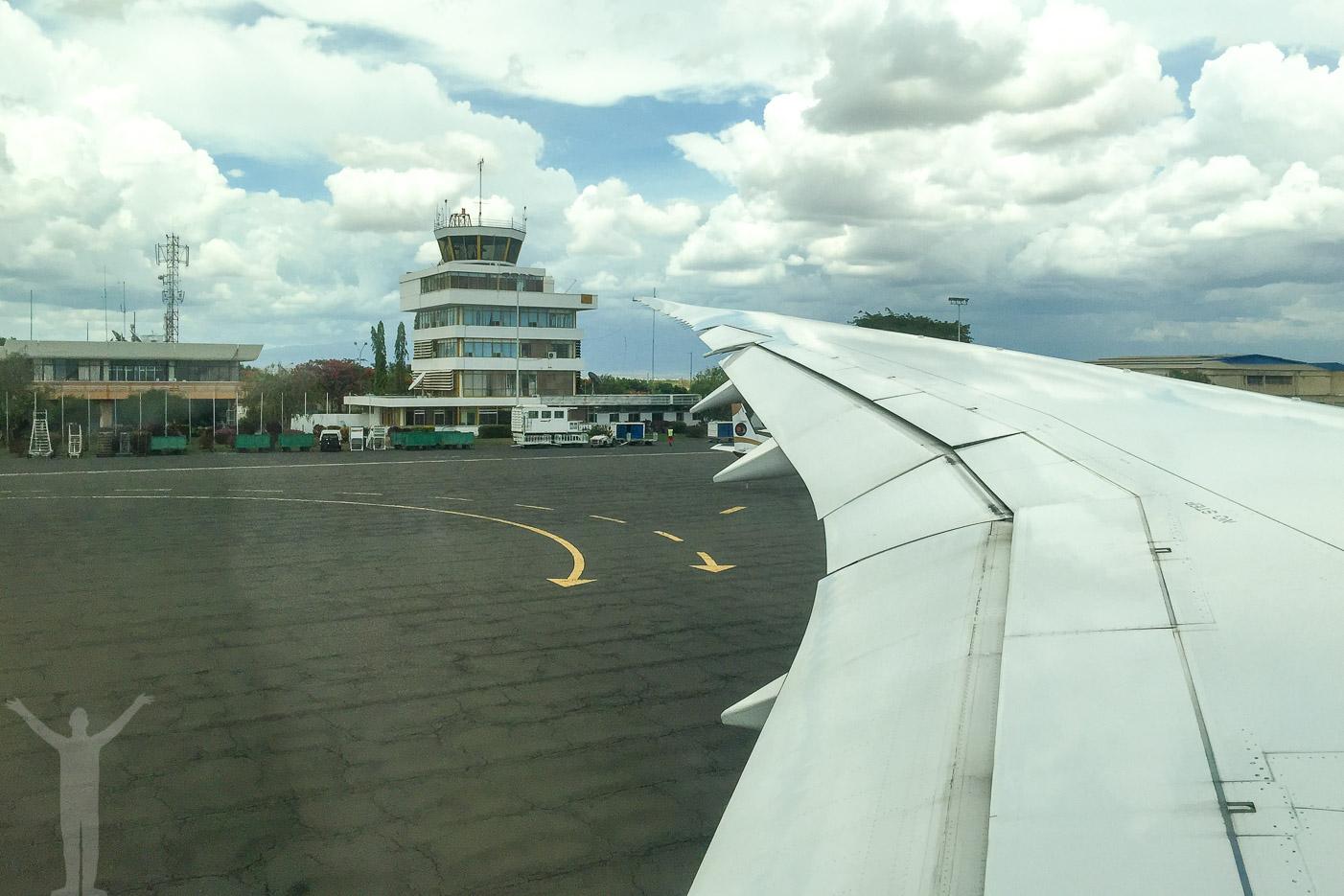 Kilimanjaro Airport, JRO