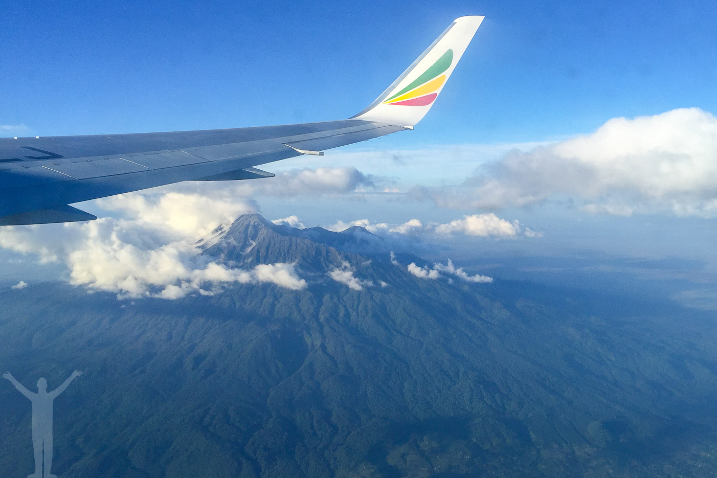 Mount Meru, 4565 möh