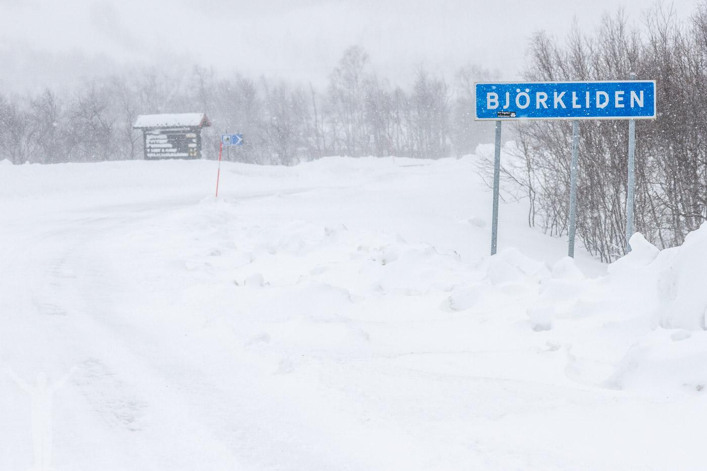Välkommen till Björkliden