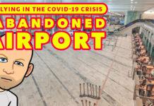 Landvetter flygplats i corona-tider