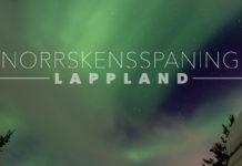 Norrsken i Lappland
