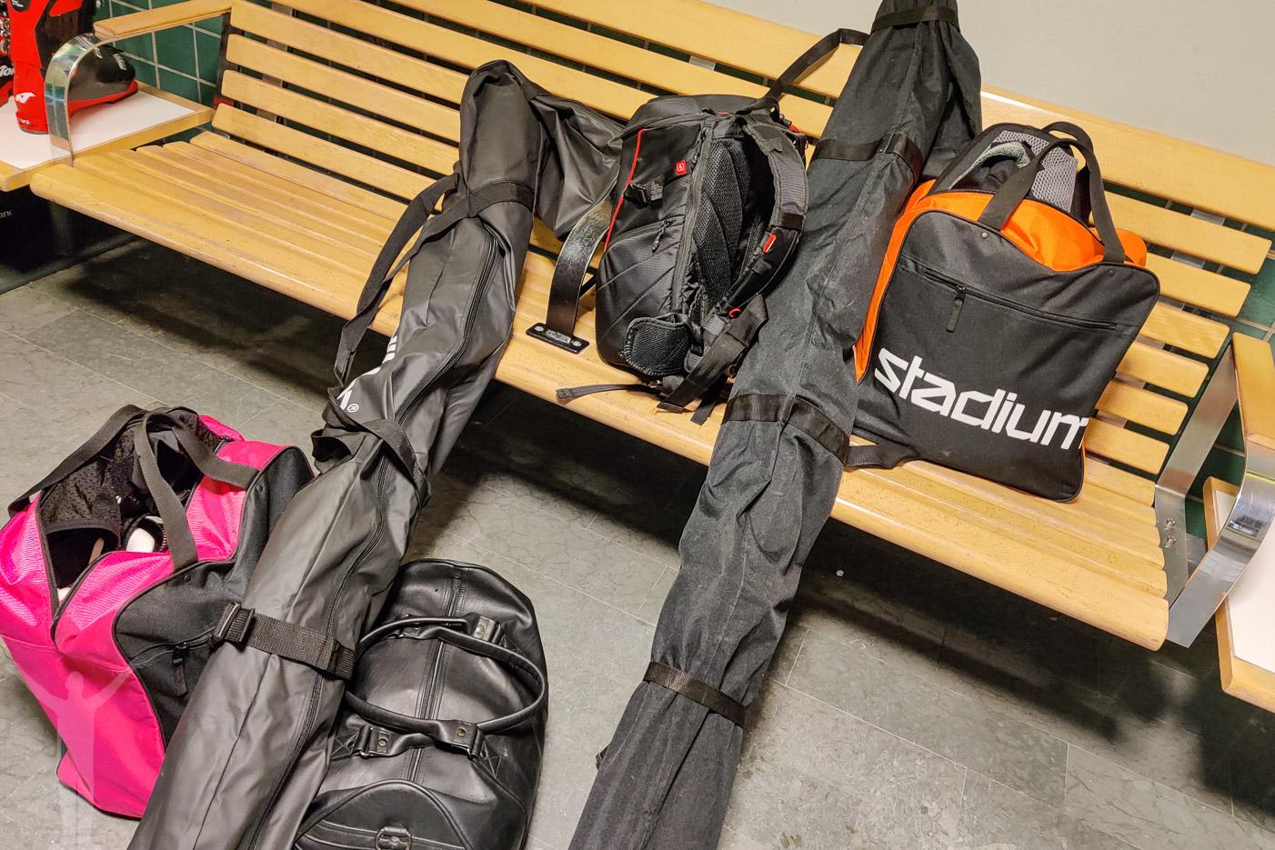 Packning att ha med på nattåget till norra Sverige
