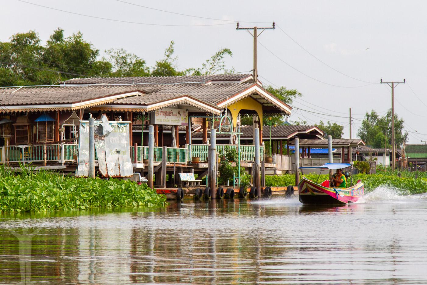 Bangkok från en annan synvinkel