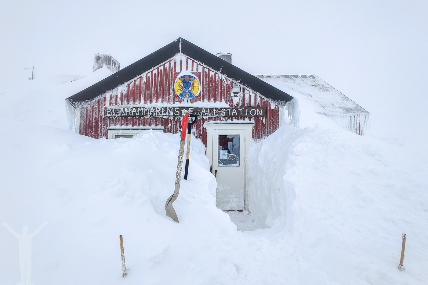 Blåhammaren Fjällstation, Jämtland