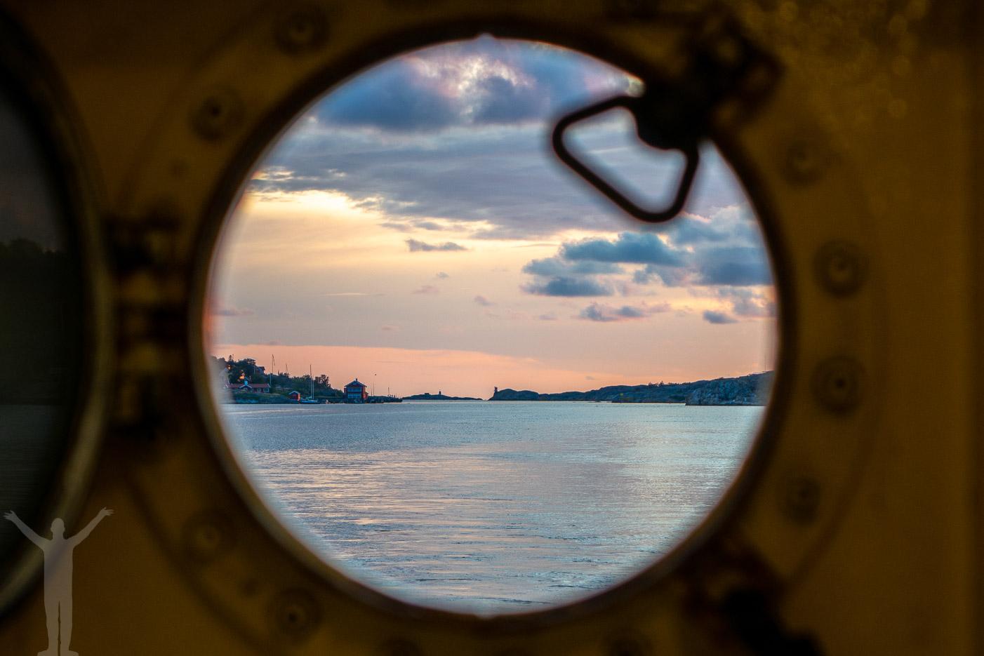 Göteborgs skärgård är också hav