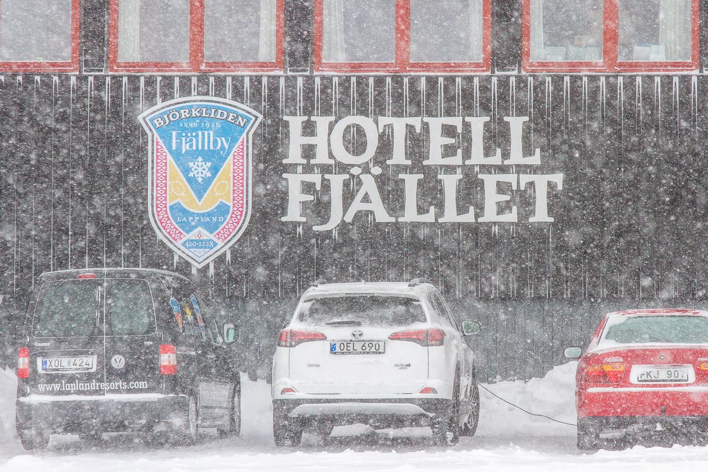 Hotell Fjället i Björkliden