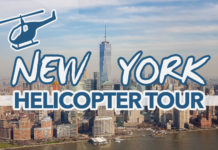 Helikoptertur i New York