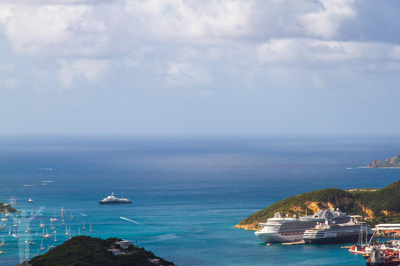 St. Thomas och sköna Karibien