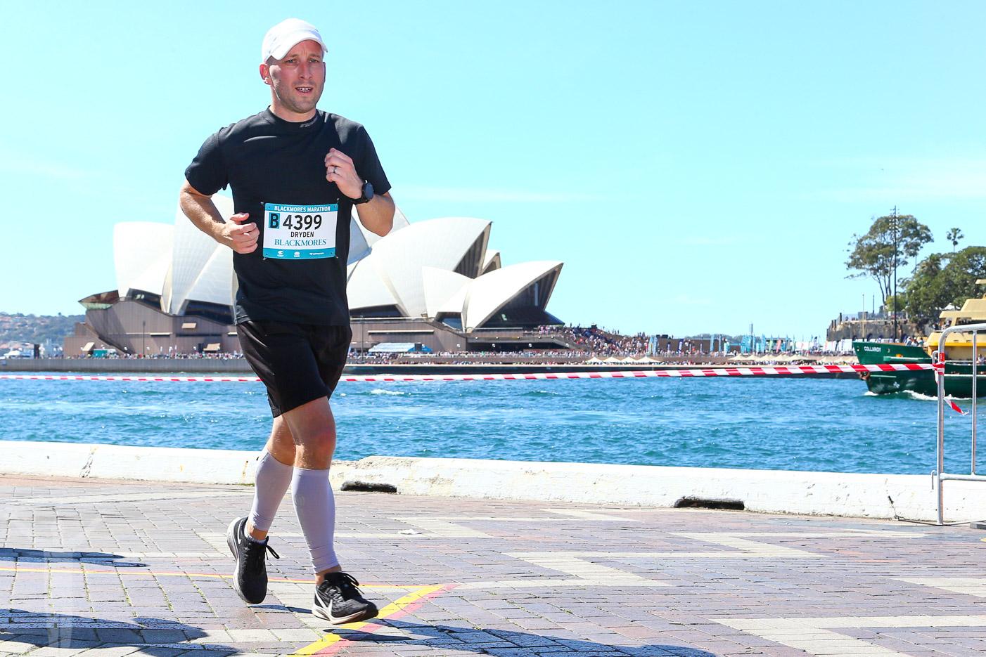 Springa Sydney Marathon