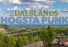 Dalslands högsta berg - Baljåsen
