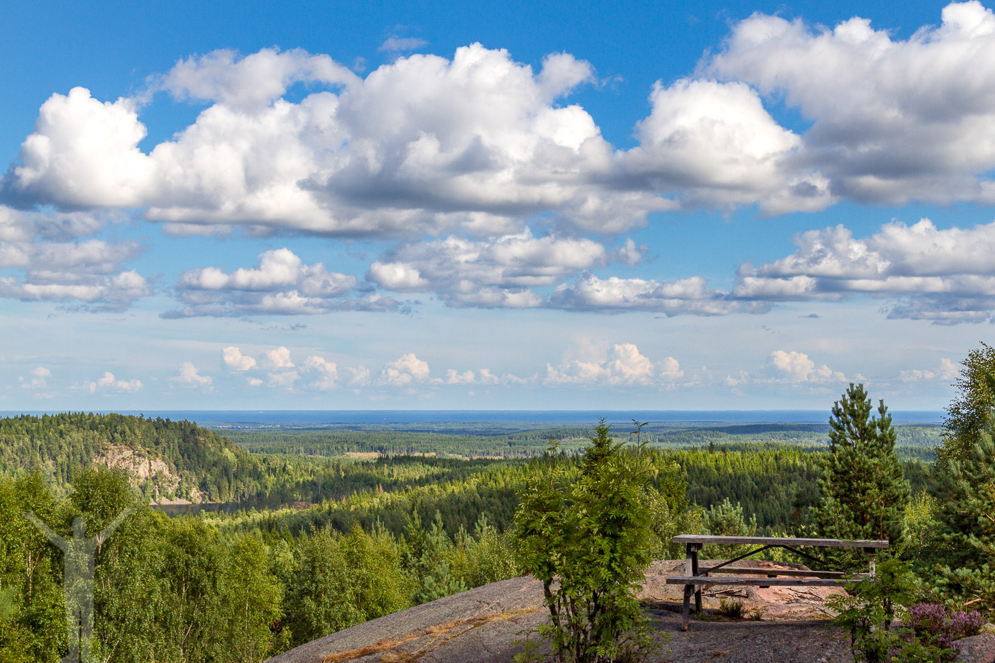 Baljåsen - Dalslands högsta punkt
