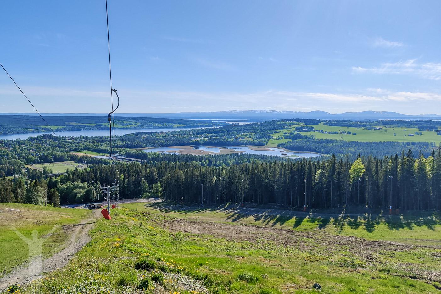 Ladängen i Östersund - Ladeverest