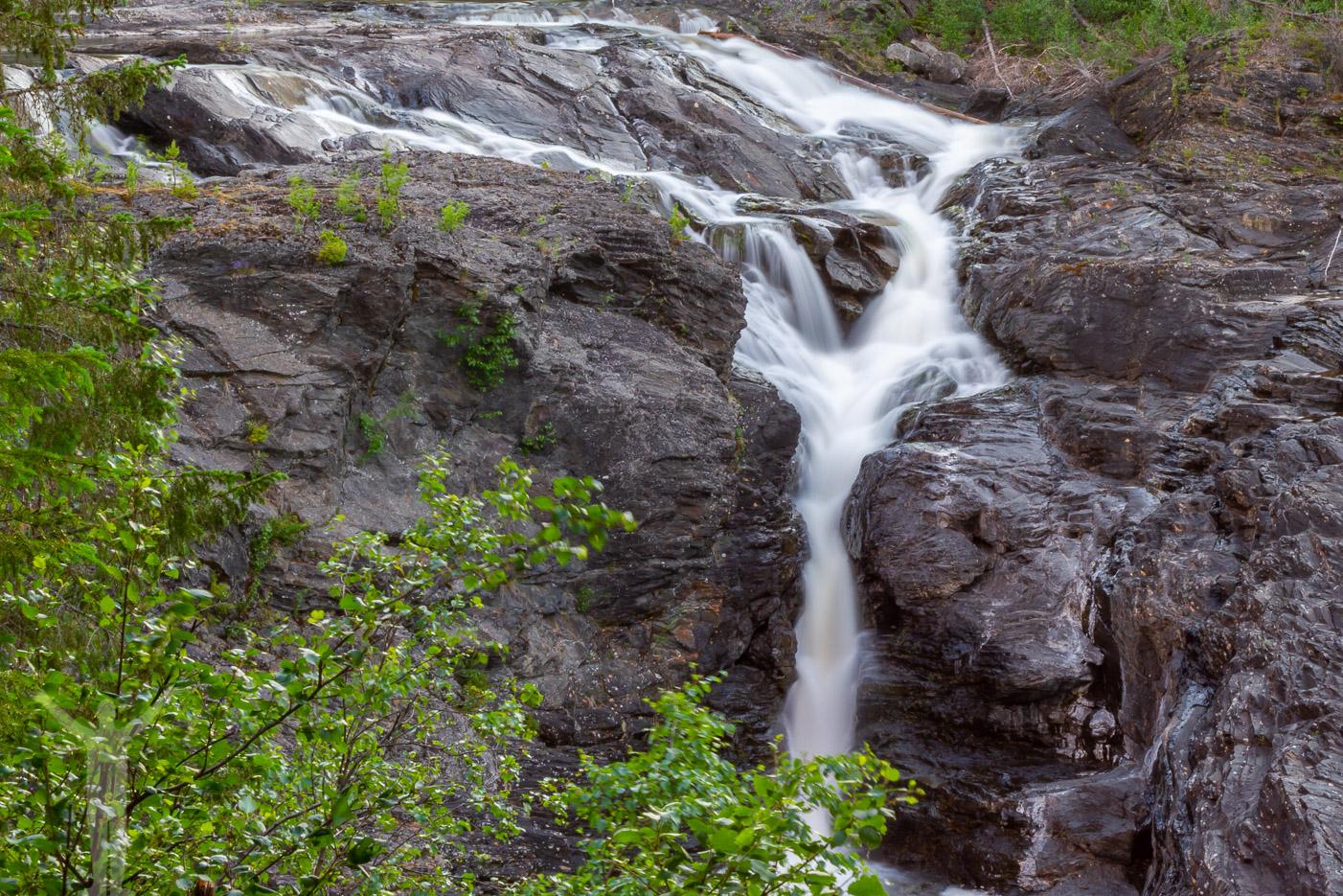 Vattenfall i Jämtland