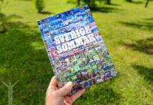Sverigesommar - 555 upplevelser