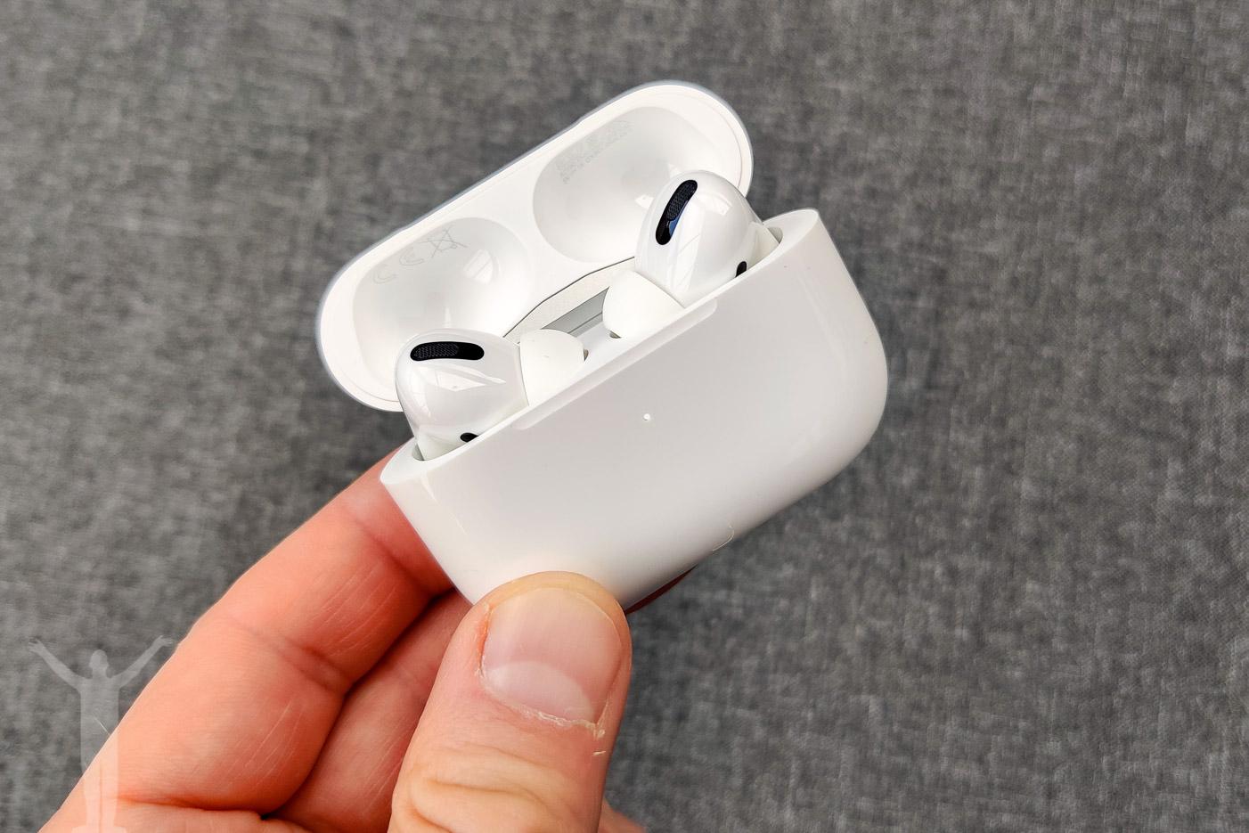 Apple Airpods Pro - äntligen!