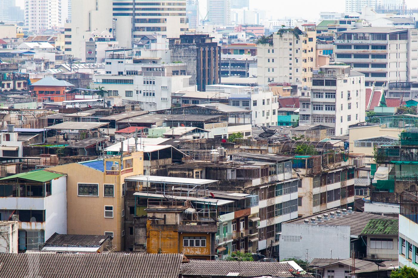 Hustak i Bangkok