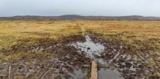 Blött mellan Sylarna och Blåhammaren