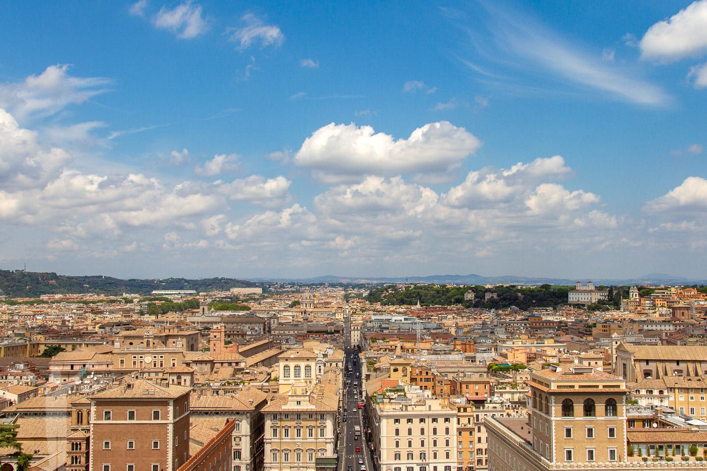 Via del Corso i Rom