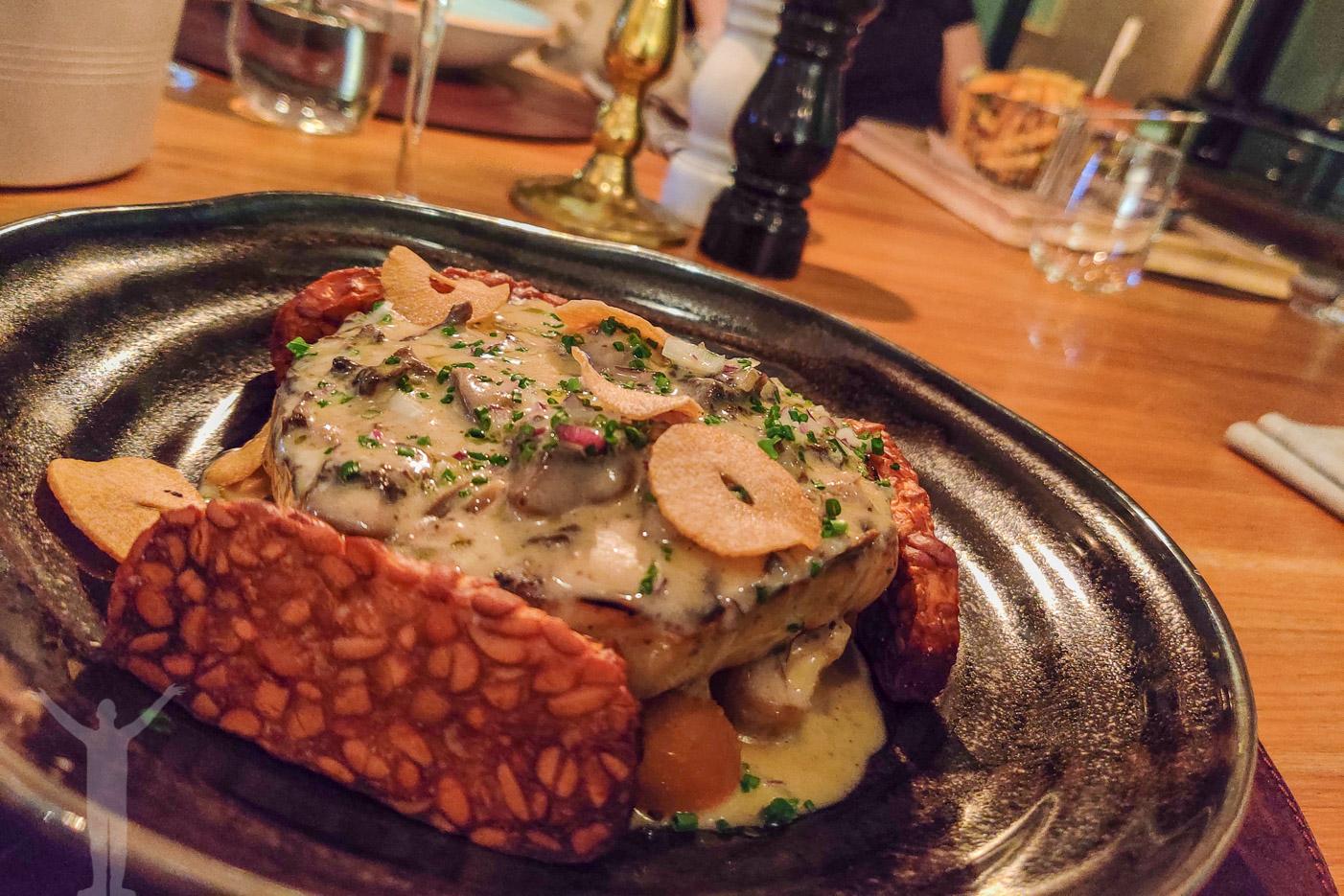 Middag på Clarion i Östersund