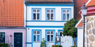 Hus i Ystad