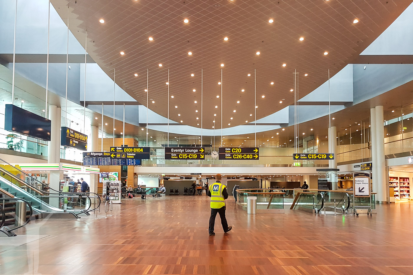 Köpenhamns flygplats, Kastrup