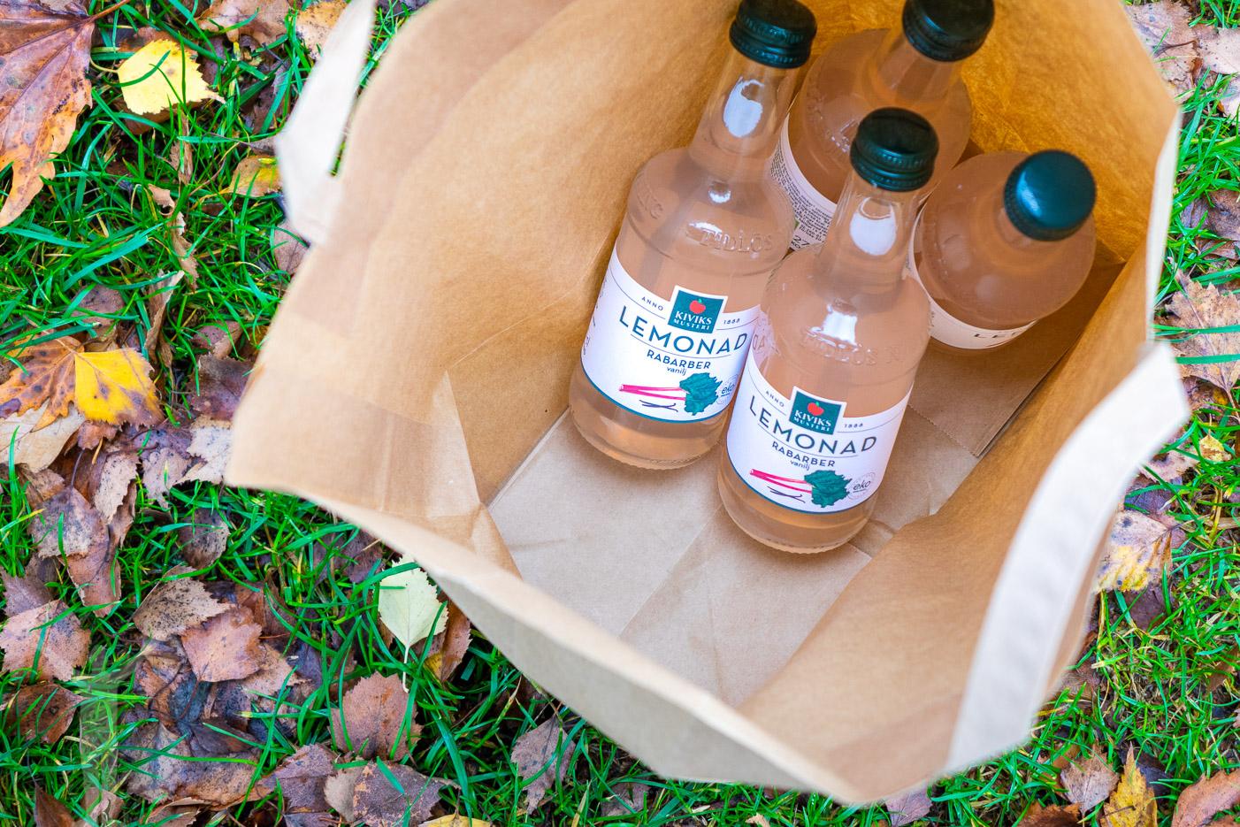 Cider på Kiviks musteri