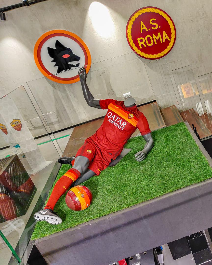 Romas butik i Rom