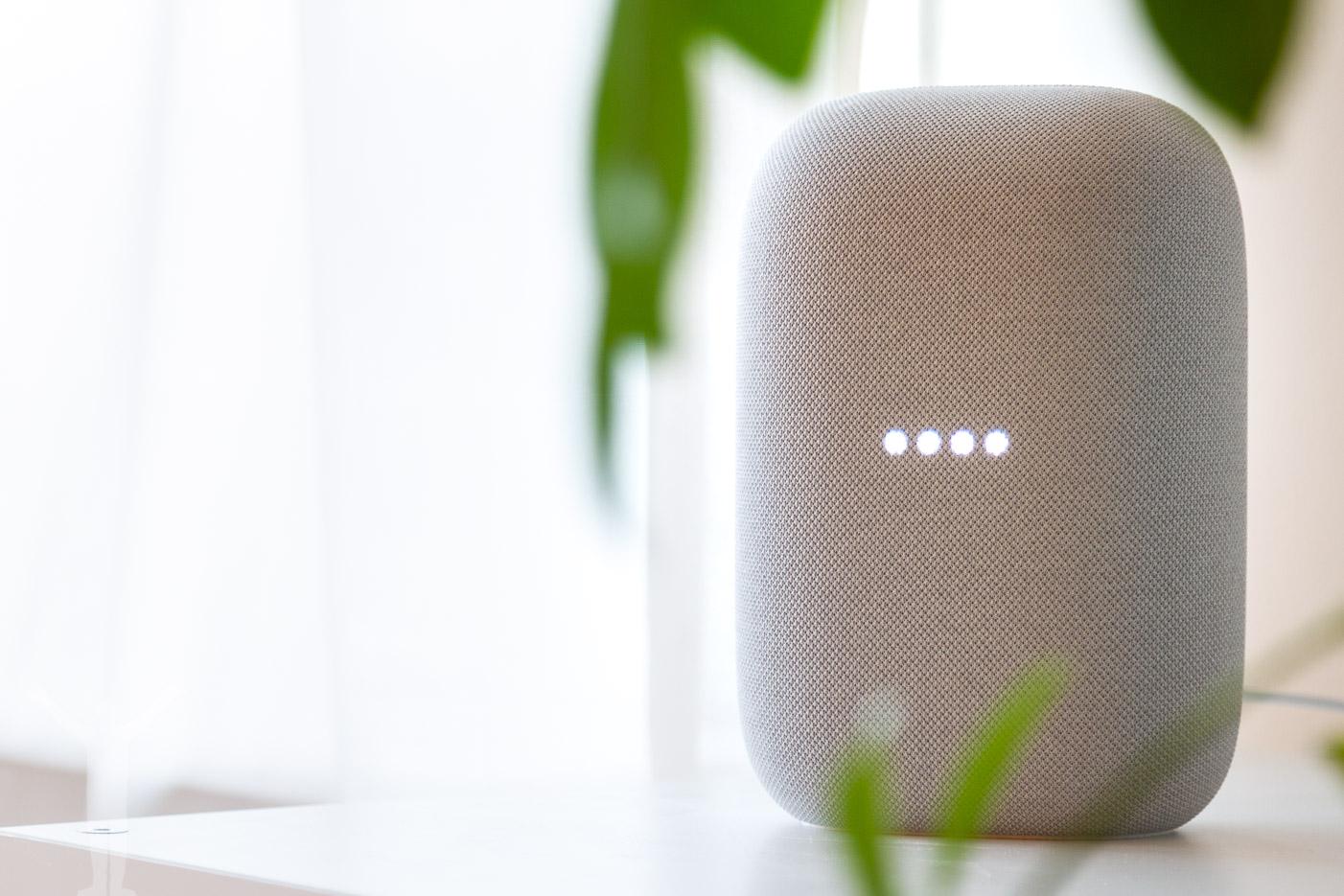 Hey Google - Nest Audio