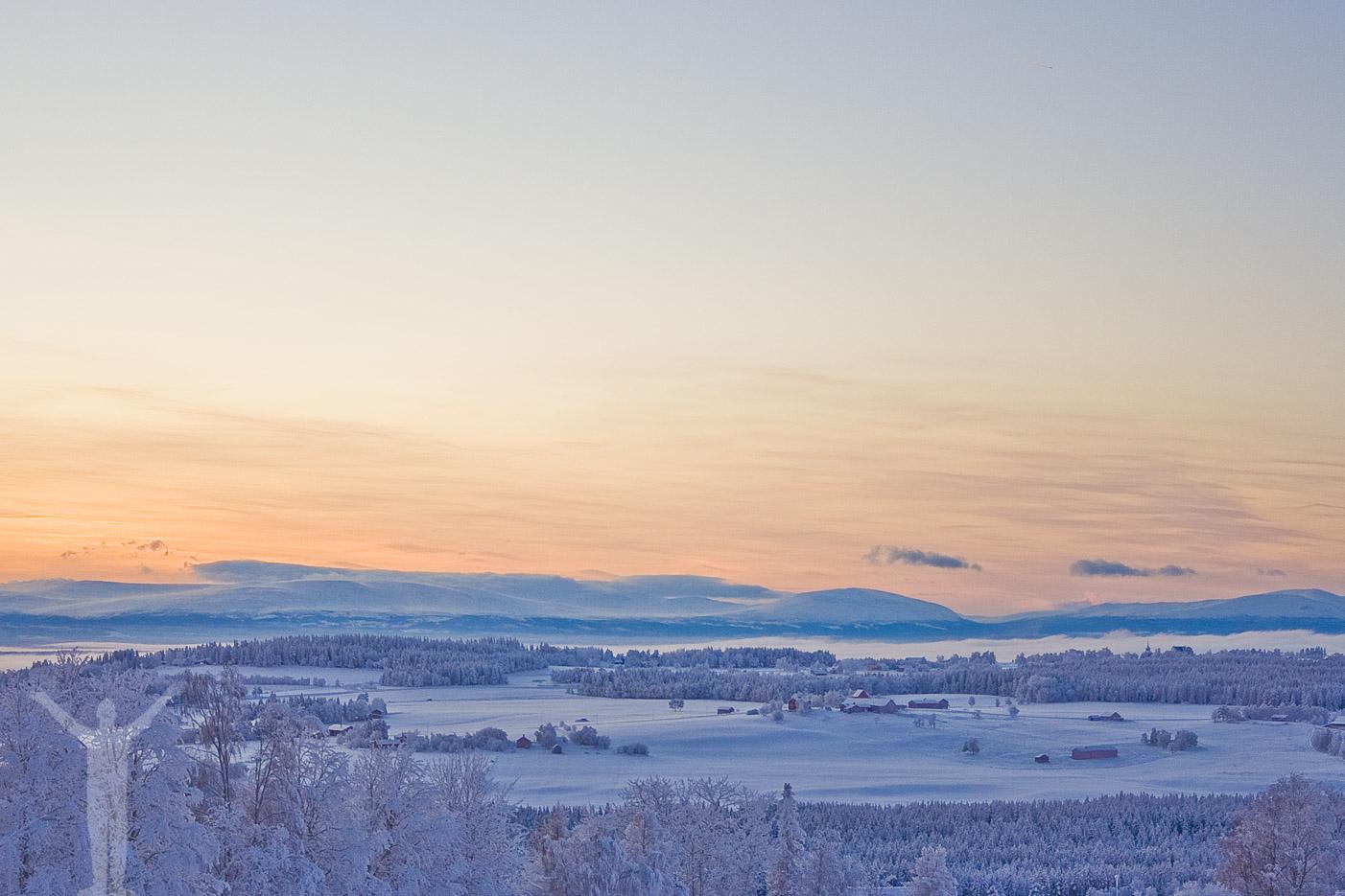 Vintermagi i Jämtland
