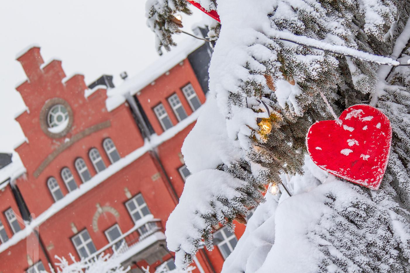 Julgranen på Stortorget, Östersund