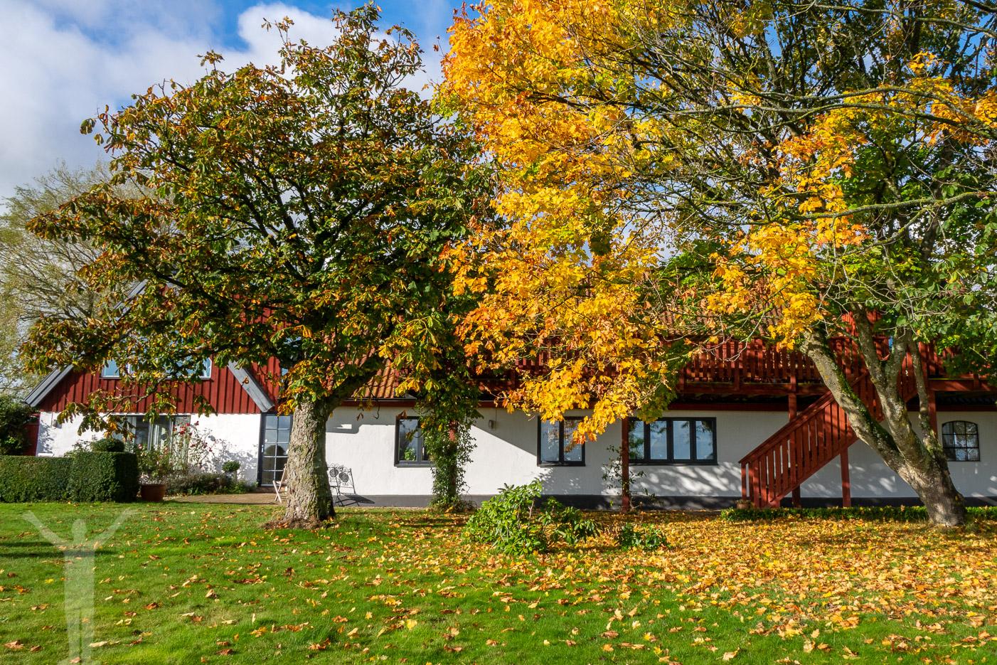 Torsborgs gård utanför Simrishamn