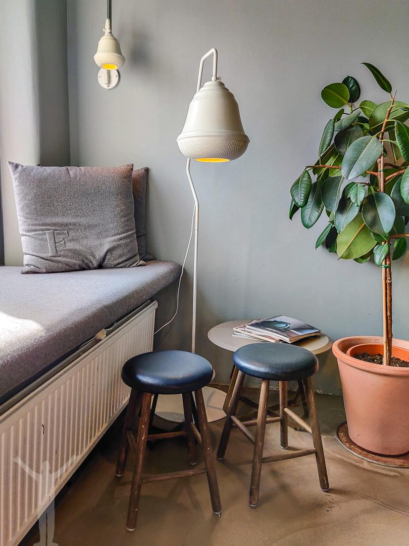 Hotel Flora Workspace