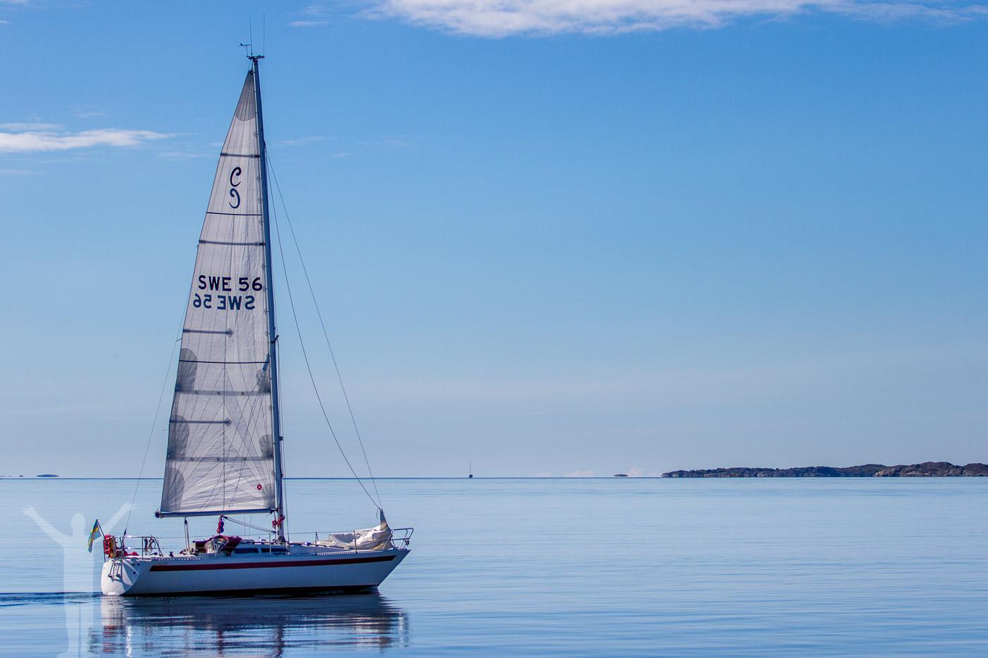 Hyra segelbåt i Göteborg