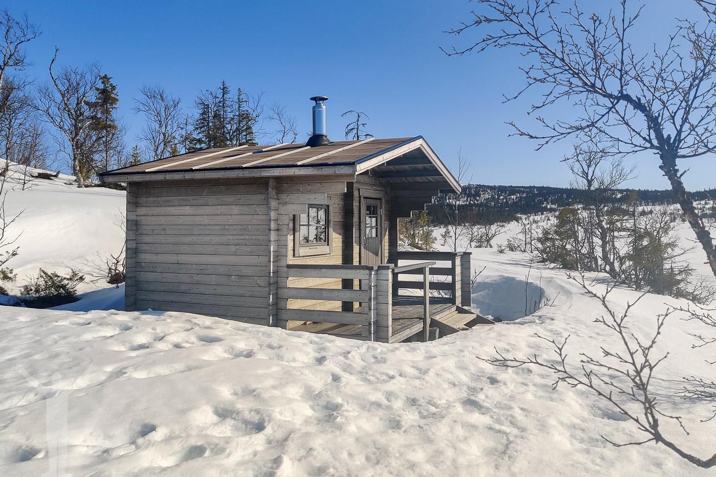 Lyckans läger, Edsådalen