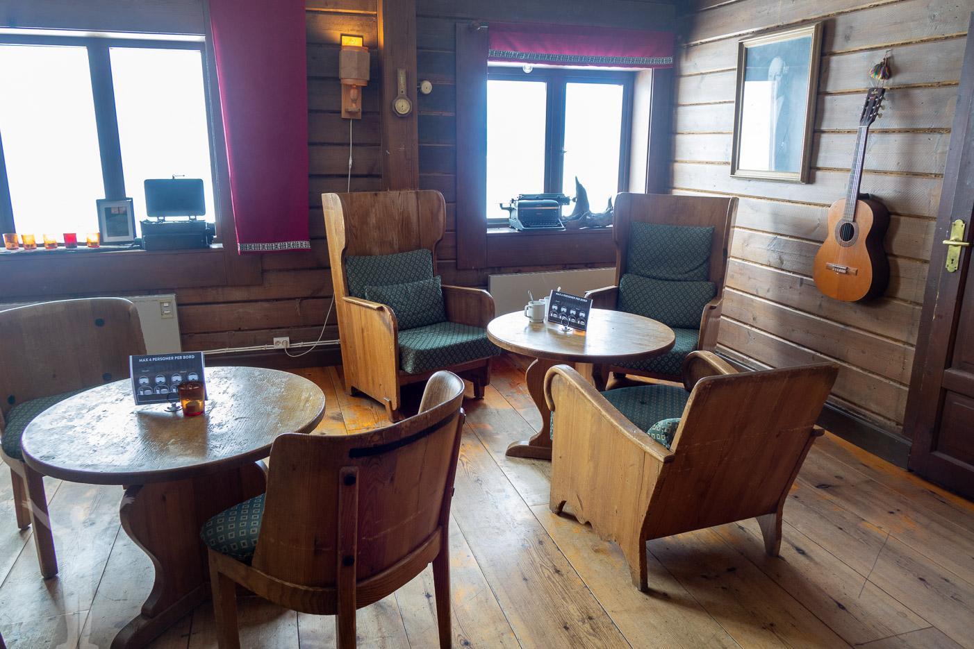 Sveriges högst belägna bar
