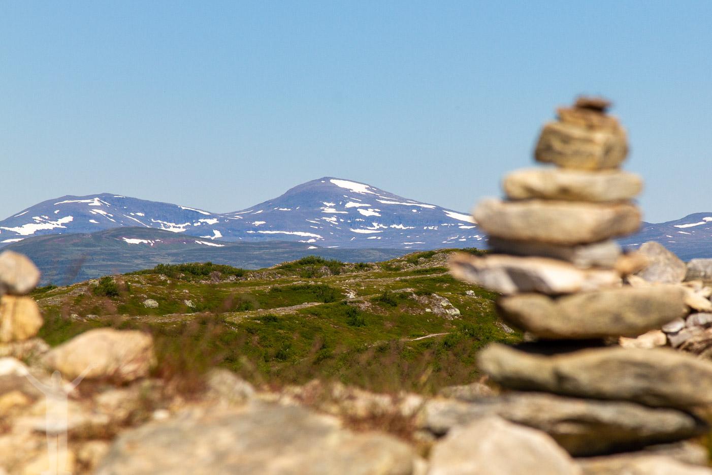 Toppen av Funäsdalsberget