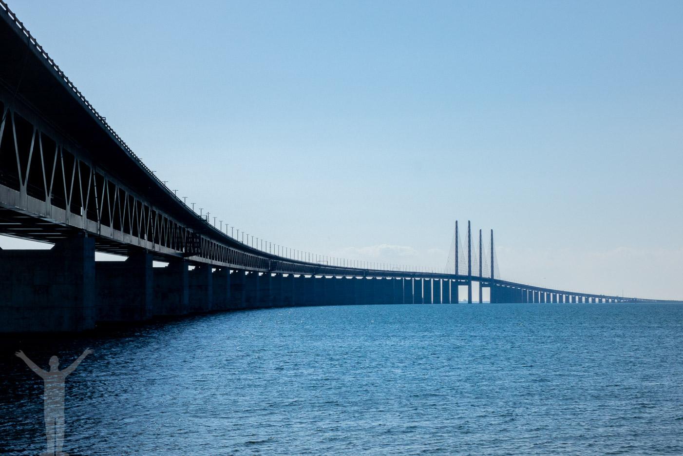 Öresundsbron från Malmö