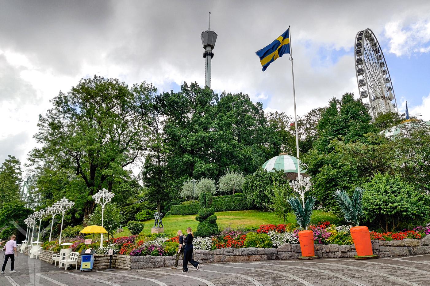 Sveriges bästa nöjespark