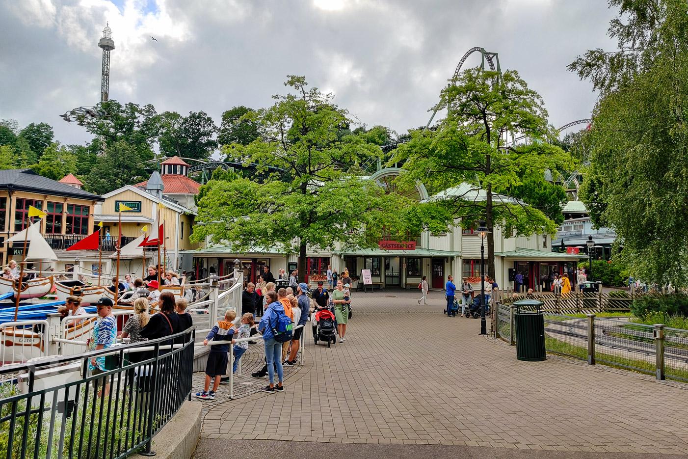 Liseberg - Sveriges bästa nöjespark
