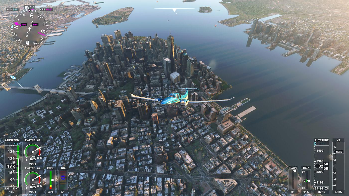 New York - Manhattan - MSFS2020