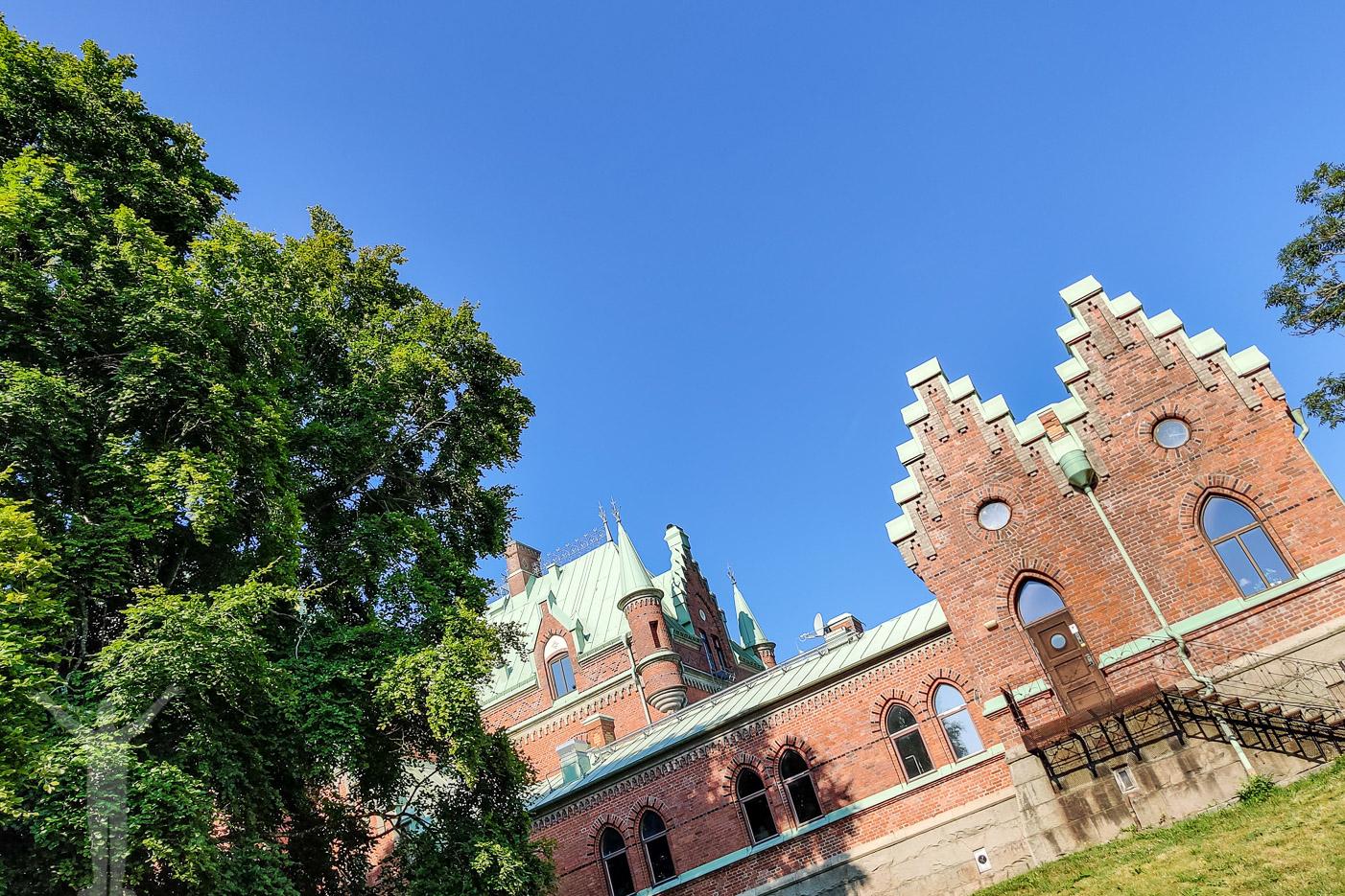 Torreby Golfklubb - slottet