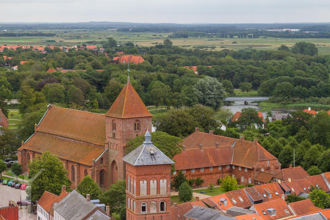 Ribe - Danmarks äldsta stad